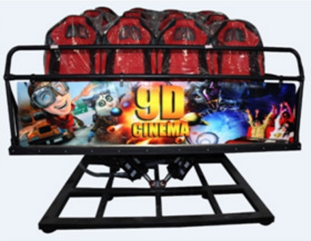 McNnadiandCo-Best Electric System 6 9 12 Seats 9d Cinema Equipment 5d Cinema - Buy Mobile 5d